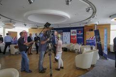 Auftakt-Pressekonferenz
