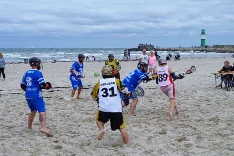 "Lacrosse Turnier ""LAX at the Beach"" 02"