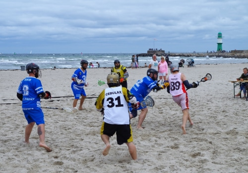 """Lacrosse Turnier """"LAX at the Beach"""" 02"""