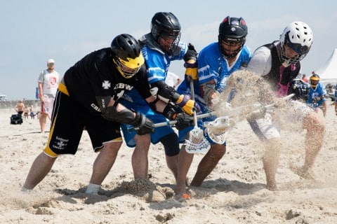 "Lacrosse Turnier ""LAX at the Beach"" 03"