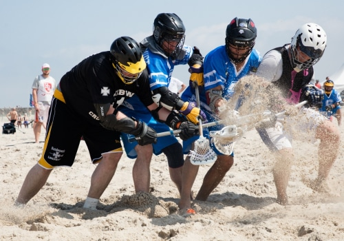 """Lacrosse Turnier """"LAX at the Beach"""" 03"""