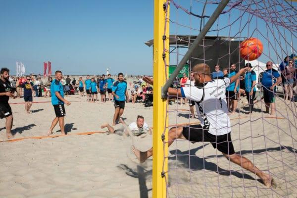 Beach-Handball-Tage