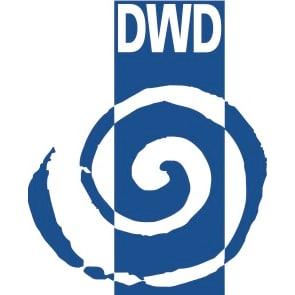 Logo des Deutschen Wetterdienstes