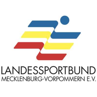 Logo des Landessportbunds Mecklenburg Vorpommern