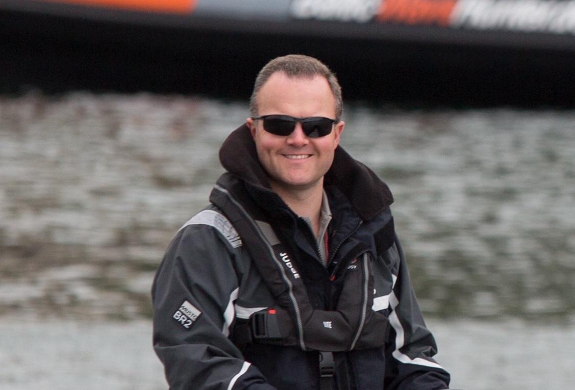 Dr. Jörn Christian Jansen Chairman der Jury der Warnemünder Woche